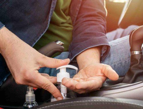 Schützen Sie Ihr Handdesinfektionsmittel damit es Sie schützen kann
